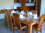 Dining - Villa Citra Bali