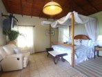 Villa Zatarra Master Bedroom