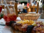 Casa Emilio near Arroyo de la Miel train station is recommended for Spanish meats, beer and wine.