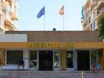 Hercules, on Ave. Gamonal #4, in Benalmadena. 800 meters from Arroyo de la Miel Train station