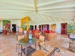 Azur Reve... 5BR vacation rental in Mount Rouge, French St. Martin