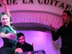 The passion of flamenco for you to experience in small intimate venues throughout Ronda, Andalucia.
