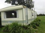 Anglesey Static holiday Caravan- Llanddeusant
