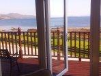 Sitting Room opening onto Balcony