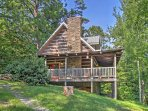 Create unforgettable memories from this splendid Sevierville vacation rental cabin!