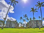 This extraordinary Kihei vacation rental condo offers on of the best central locations in Maui