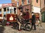 Beamish Museum nearby