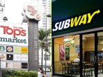 Subway and Top Market at Thonglor Town Center