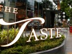 The Taste, the finest taste for people who looking for special and selected choices of gourmet