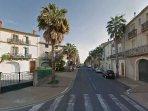 Main street, Nezignan L'Eveque