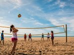 Languedoc beaches 20 mins drive