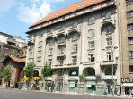 Apartment's building: 1900s restored building