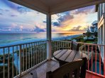 Admire the Beautiful Sunsets That The Emerald Coast Has to Offer From 22 Port Ct