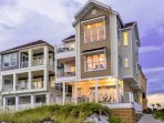 22 Port Court Is A 3 Story Home That Overlooks The Gulf of Mexico