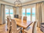 Admire the Beautiful Emerald Coast While Dining on the 2nd Floor