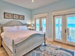 1st Floor King Suite with Private Bath and Gorgeous Views of the Gulf