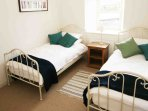 Al the bedrooms are stylish and comfortable
