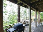 This unit provides a necessary patio to soak in the stunning surrounding area