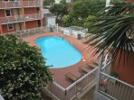 1st pool and sun deck