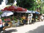 Sutivan Market Stalls