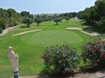 Villamartin golfcourse