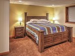 Each bed is ready to provide a restful night's sleep.