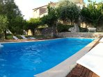Medieval Villa with garden and pool - Il Montano