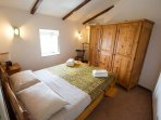 2nd floor 'Anna' attic 1 double bed