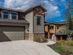 This huge home not only offers sweeping mountain views above one of Utah's most popular reservoirs, but is just minutes...