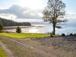 Stunning views from your lodge
