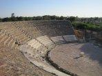 Amazing amphitheatre at Salamis