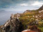 Rocky outrcrop, Sheep's Head Peninsula