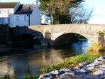 The bridge at Callan