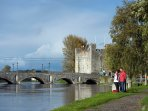River Barrow at Athy