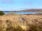 Lough Meela from the property