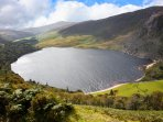 Guinness Lake, Wicklow Mountains