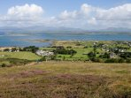 Clew Bay from the foothills of Croagh Patrick