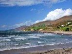 Inch Beach and the Dingle Peninsula