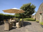 Solva - holiday barn conversion with surf boards and wet suits for all the family