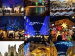 The irresistible nearby Bristol & Bath Xmas markets - perfect for your festive gift shopping.