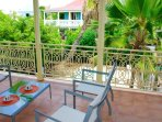 Esther, 2BR vacation rental in Orient Beach, St Martin ******* 8555