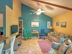 Make the most of your Florida retreat at this Santa Rosa Beach vacation home!