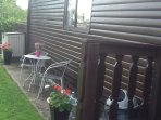 Patio and Bistro table/chairs