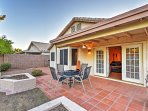 This fantastic Chandler vacation rental house exudes comfort for your upcoming Arizona getaway.