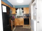Kitchen with all new appliances, cabinets, washer/dryer, pantry