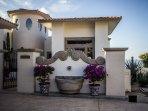A beautiful private villa