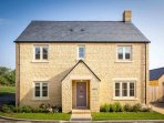 The Bybrook, a fabulous, modern Cotswold home to rent