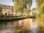 Majestic Bourton-on-the-Water...