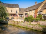 A perfect location for a Cotswold holiday