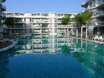 106 m swimming pool